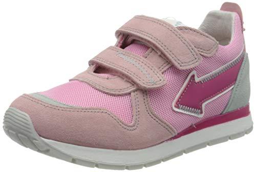 Naturino Mädchen Crunch Vl. Gymnastikschuhe, Pink (Rosa/Fuxia/Acqua 1m14), 28 EU