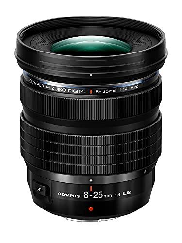 OLYMPUS M.ZUIKO DIGITAL ED 8-25mm F4.0 PRO BLK