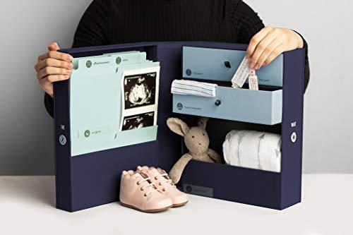 The Vault Baby Keepsake Box - Something Blue