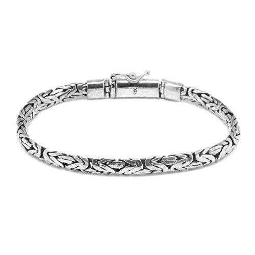 INSPIRING JEWELLERY Herren Unisex Damen - 925 Sterlingsilber Sterling-Silber 925