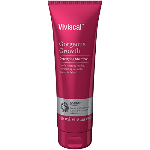 Viviscal Gorgeous Growth Densifying Shampoo for Thicker, Fuller Hair