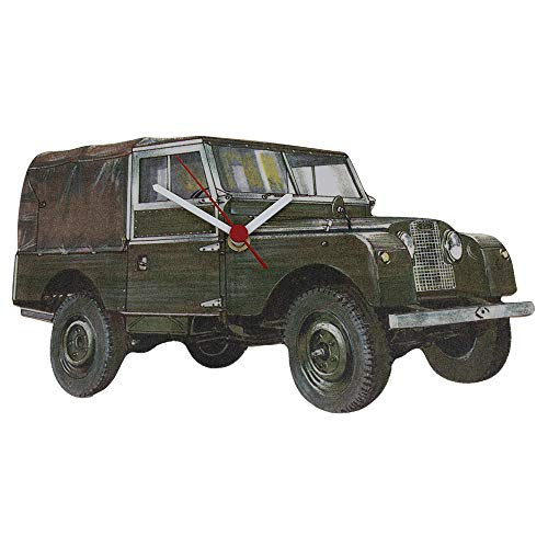 Series 1 Land Rover Clock