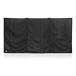 The WallUp Instant Outdoor Privacy Screen,6-feet High by 12-feet Wide, Black (B018AHN0SS) | Amazon price tracker / tracking, Amazon price history charts, Amazon price watches, Amazon price drop alerts