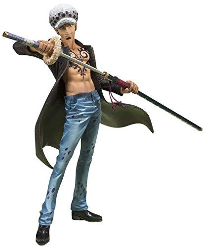 BANDAI Tamashii Nationen Figuarts Zero Trafalgar Law dressrosa Ver One Piece Action Figur