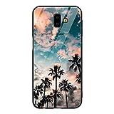 ZhuoFan Samsung Galaxy J6 Plus 2018 Case, [Anti-Scratch]