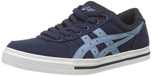 Asics Aaron, Zapatos de Baloncesto Hombre, Azul (Peacoatprovincial Blue 5842), 36 EU