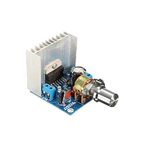 Valigrate Digitales Audio-Verstärkermodul Zweikanaliges, geräuscharmes AC / DC12V TDA7297