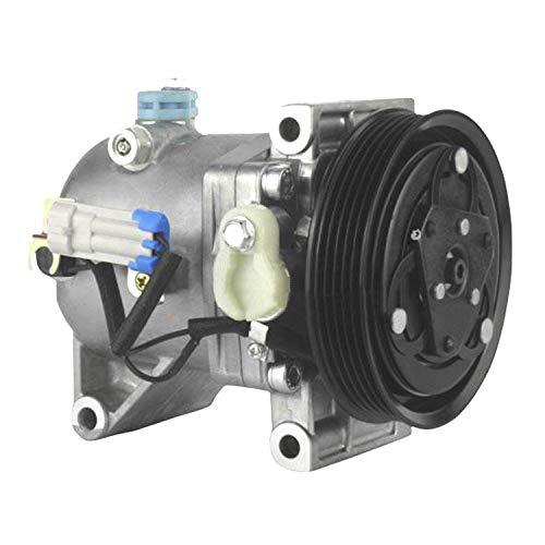 51786321 17462 Compresor A/C CS10099 52093153 Compresor de aire acondicionado Bomba de refrigeración para Fiat Uno Palio Fire 2004-2009