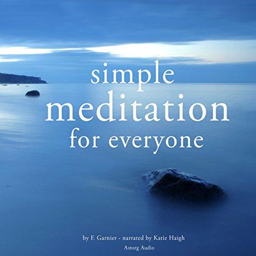 Couverture de Simple meditation for everyone