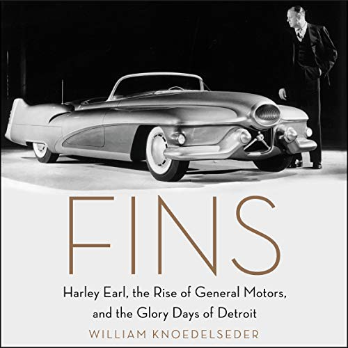 Fins audiobook cover art