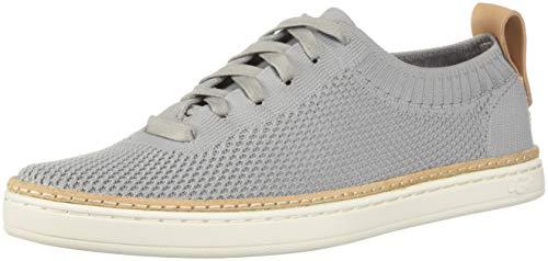 UGG Women's W Sidney Sneaker, light grey, 7.5 M US