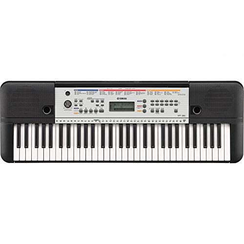 Teclado Musical YPT 260 Preto YAMAHA, Yamaha, YPT 260