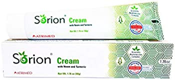 Sorion Herbal Flaky and Scaly Skin Care Cream