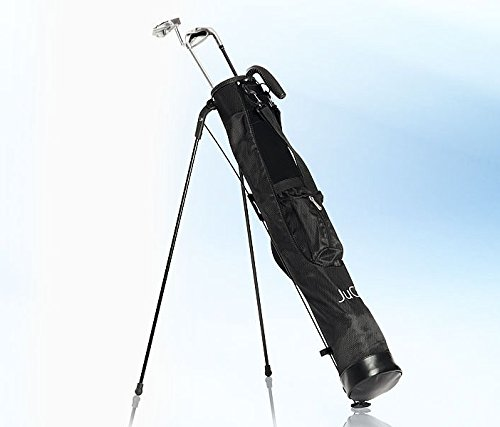 JuCad GOLF BAG SUNDAY - 5'' Trainingssbag, schwarz