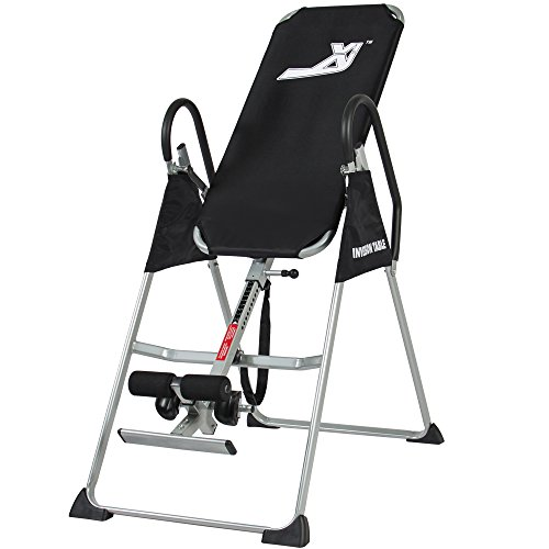 Best Choice Products Inversion Table Pro Deluxe Fitness Chiropractic Table...