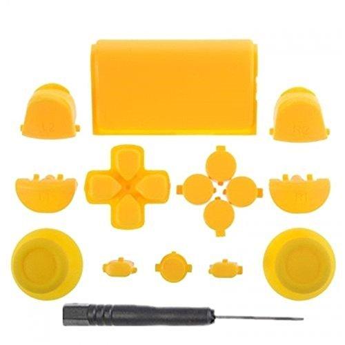 Canamite® Thumbstick Mod Kit Daumen Kappen Button Knöpfe Set für PS4 Playstation 4 Dualshock Controller (5#)