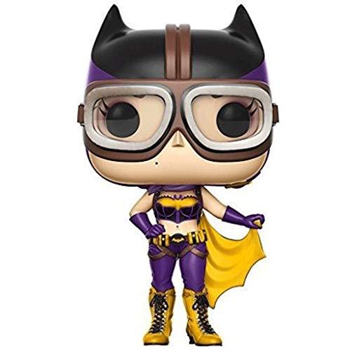 Funko Pop Heroes : DC Comics Bombshells - Batgirl Figure Gift Vinyl 3.75inch for Heros Movie Fans SuperCollection