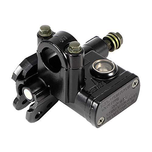 RJJX 10mm vordere rechte hydraulische Bremsbremszylinderpumpe für 125cc Pit-Quad-Schmutz-Bike ATV-Edelstahl-Bremszylinder