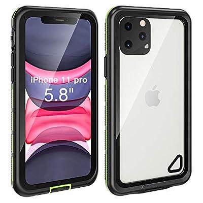 Fansteck iPhone 11 Pro Waterproof Case (5.8 inc...