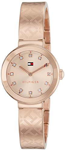 Tommy Hilfiger Analog Rose Gold Dial Women's Watch - TH1781715