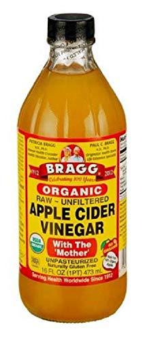 Vinagre De Vino Tinto marca Bragg