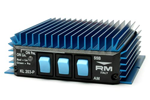 AMPLICADOR Lineal KL-203P para CB 100w Am/FM 200W SSB