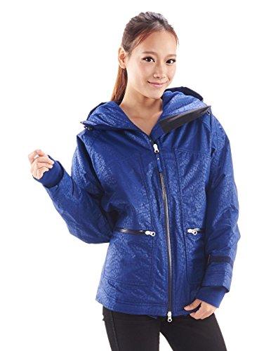 adidas by Stella McCartney SM WS Women?s Skijacke Snowboardjacke Jacke Primaloft Blau