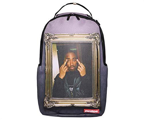 Sprayground Tupac Golden Boy