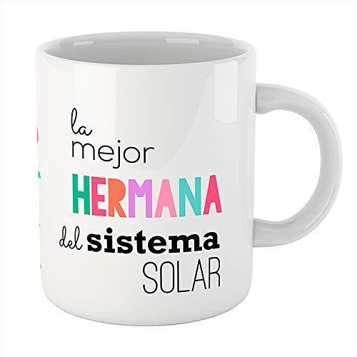 Kembilove Taza de La Mejor Hermana – Exclusiva Taza de 350ml –...