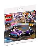 LEGO Friends 30409 Emma mit Katze und 2 Bumper Cars (Wagen im Autoscooter) Polybag Ovp