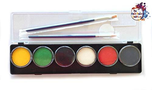 Diamond FX 6 Palette de Couleurs - Ordinaire (10 g)