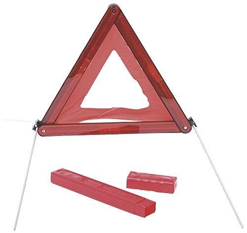 LEINAWERKE 13000 Breakdown Warning Triangles, Euro Mini XS Thirty pcs.