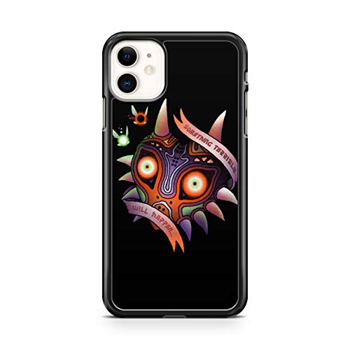 Générique - Carcasa rígida para iPhone 5, 5S y iPhone Se The Legend of Zelda Majoras Mask Máscara de calavera