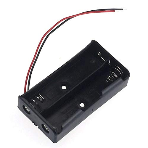 2slots Best Price ! Battery Charger Hot 18650 Power Battery Storage Case Box Holder Leads With 1 2 3 4 Slots 32dec20