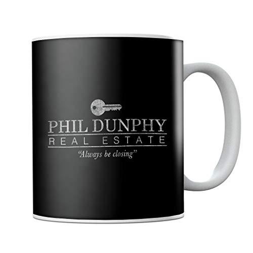 Phil Dunphy Real Estate Always Be Closing Modern Family Mug
