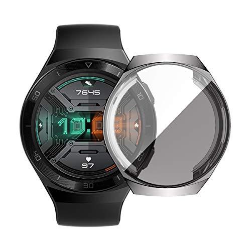 Fesjoy - Funda para reloj inteligente de TPU (poliuretano termoplástico)