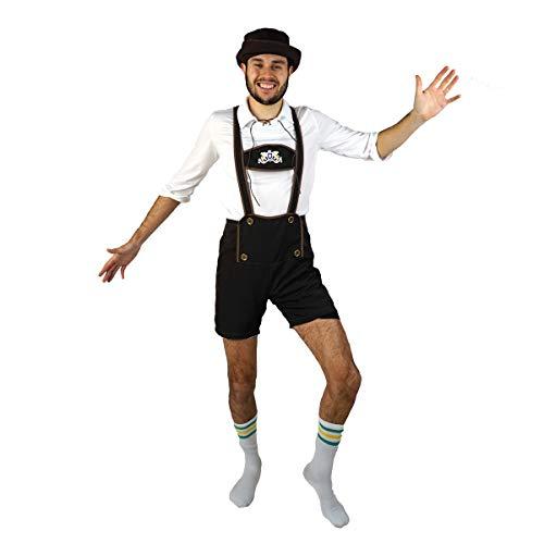 Bodysocks Disfraz de Bvaro para Hombre