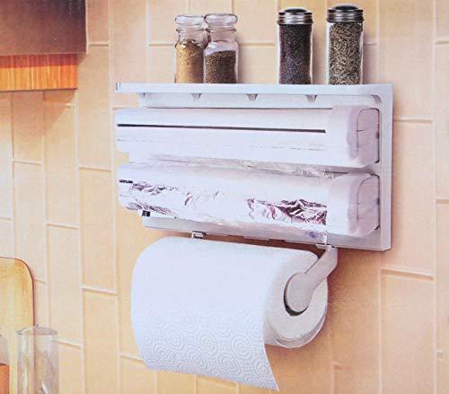 Mediawave Store Portarrollos de papel de cocina