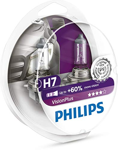 Philips automotive lighting 12972VPS2 Bombillas H7, Twin Box
