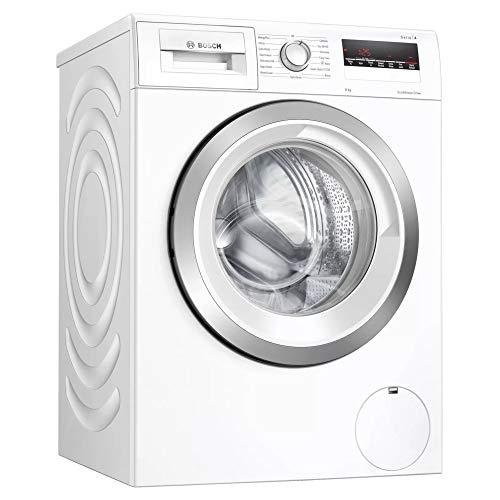 Bosch WAN28281GB Serie 4 Freestanding Washing Machine with AllergyPlus and SpeedPerfect, 8kg 1400spin - White