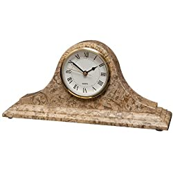 Marble Napoleon Style Clock