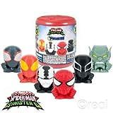 Ultimate Spiderman VS. Sinister 6 Mash'ems Series 1 (1 Random Capsule)