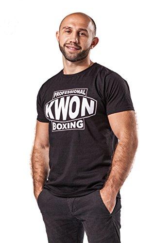 KWON Professional Boxing T-shirt de boxe Noir - Noir - L