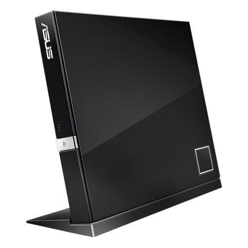ASUS SBW-06D2X-U/BLK/G/AS External Slim BluRay Disc RW (SBW-06D2X-U/BLK/G/AS)