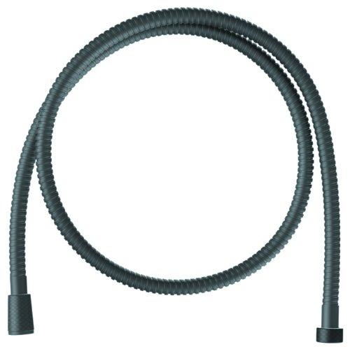 GROHE Relexaflex/Brause- und Duschsysteme - Brauseschlauch/1,5 m, Metall Oberfläche Schwarz, Longlife/28143KS0