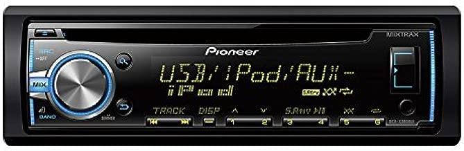 Pioneer DEH-X3800UI CD Receiver with MIXTRAX, USB Playback, Pandora (Certified Refurbished)