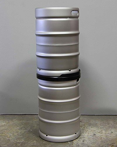 Half-Barrel Keg Stacker