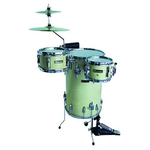 Dimavery CDS Cocktail Drum set, black Drum set