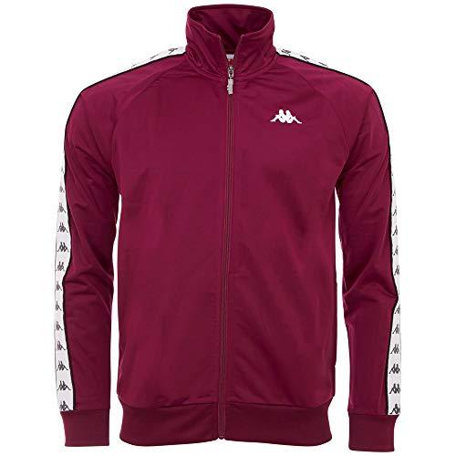 Kappa Mens 306034-2430_M Sweatshirt, Purple, M
