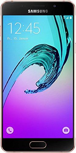 Samsung A5 2016 Smartphone da 5,2  Full HD Amoled, Octa-Core 1.6 Ghz, 2 GB Ram, 16 GB Rom, 4G LTE, Oro